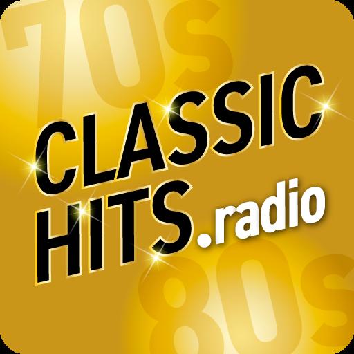 logo di CLASSIC HITS RADIO successi anni 70 80 90