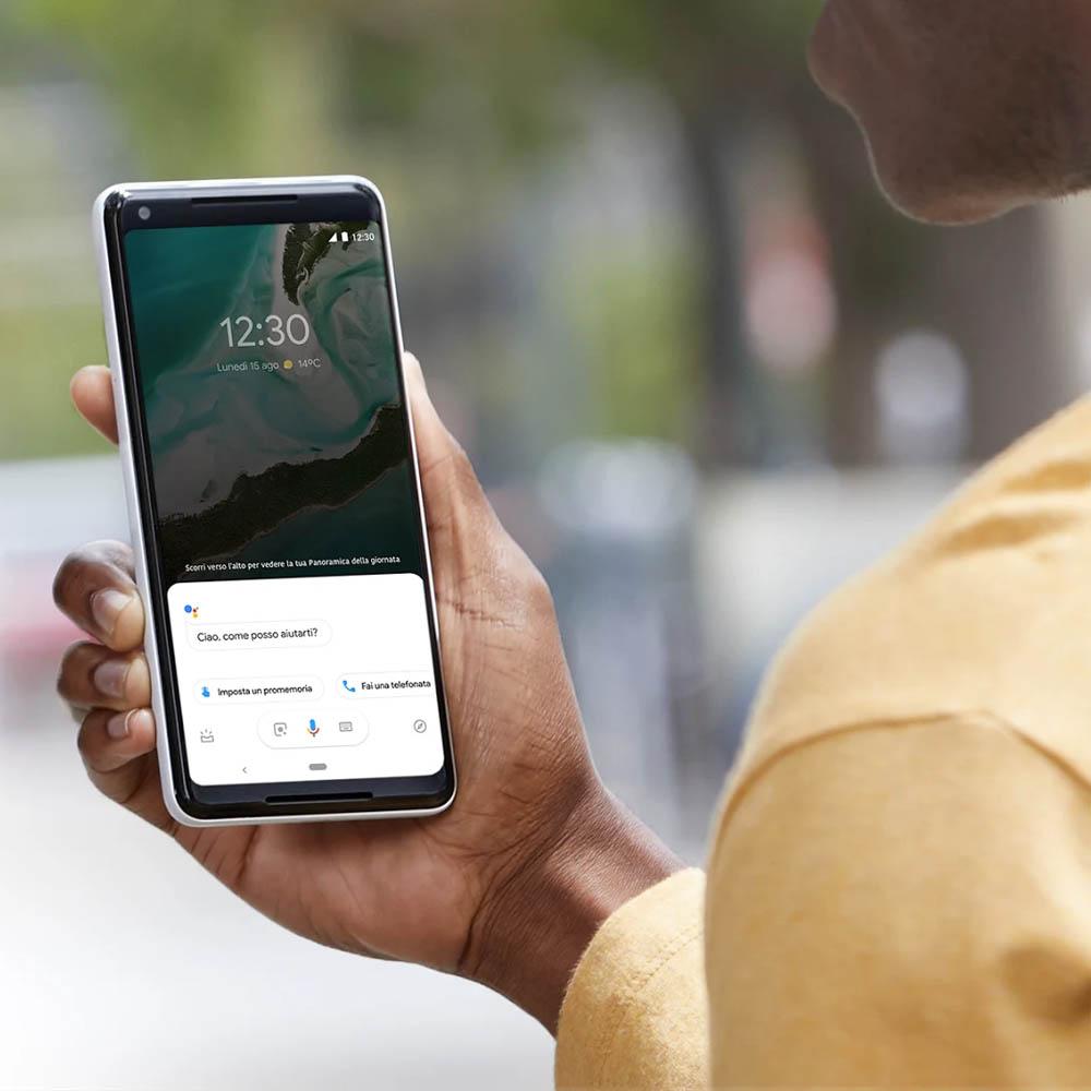 ascolta con Google Assistant dal tuo telefono Android Classic Hits la radio con successi e musica anni 70 80 90